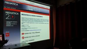 presentazione mediateca