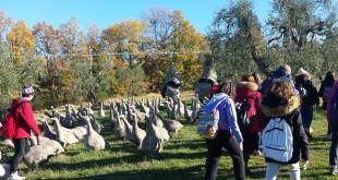 visita al Giardino di Spoerri