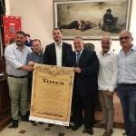 Conferenza Stampa Tosca 29 Luglio 2017