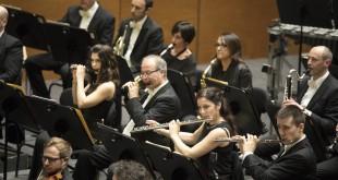 Concerto diretto dal maestro Fabio Luisi con l'orchestra del Maggio Musicale Fiorentino e la pianista Lise de la Salle